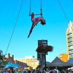 2010 Buskerfest Toronto – Up In The Air