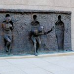 Freedom Sculpture in Philadelphia