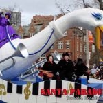 Part 1: Santa Parade 2010—The Floats
