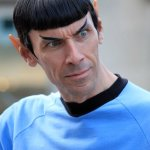 Spock the Busker