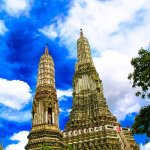 Bangkok: Wat Arun – Temple of Dawn