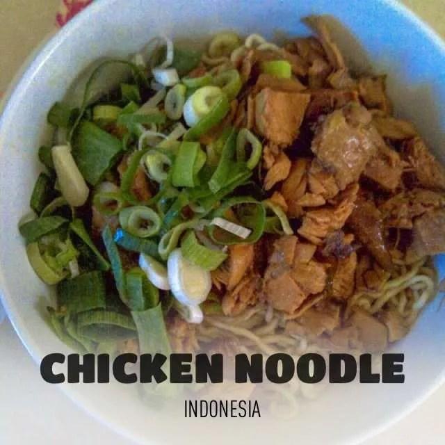 Indonesian Food challenge