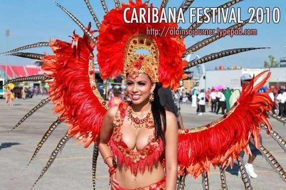 Caribana Festival / Summer Festivals in Toronto