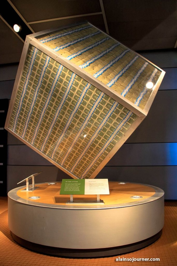 Money Museum - This Is What One Million Dollars Looks Like