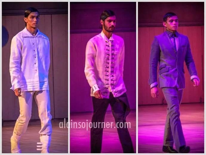 Canada Philippine Fashion Show Men Collection 22