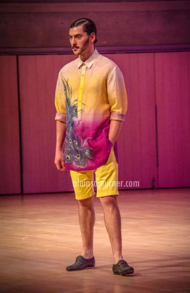 Canada Philippine Fashion Show Men Collection 3