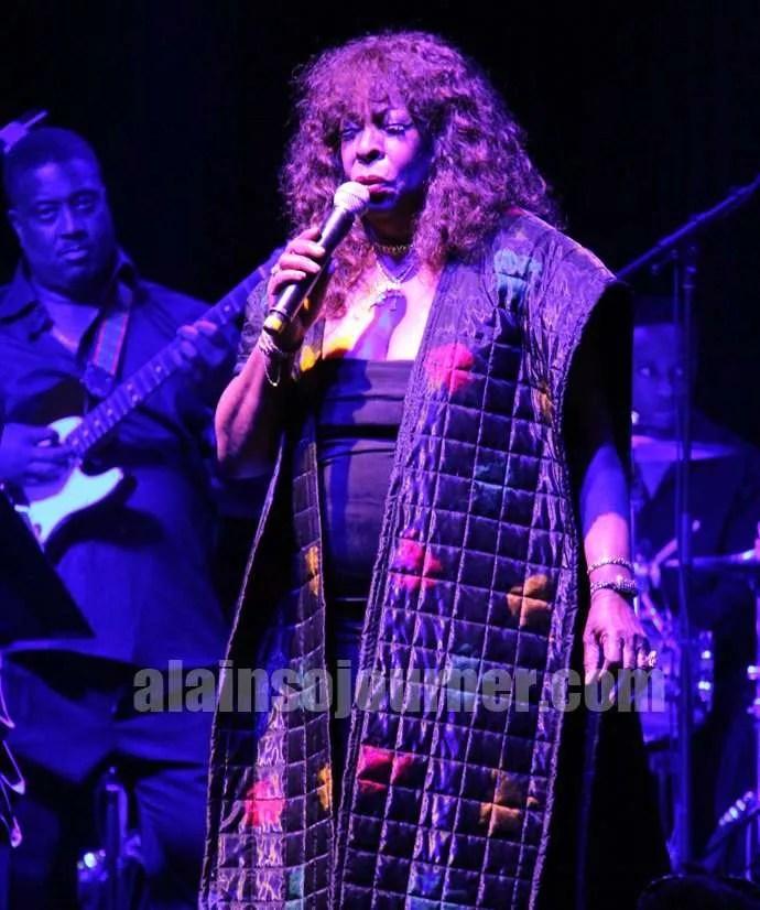 Martha Reeves at the TD Toronto Jazz Festival 2013