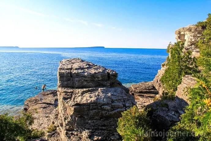 Bruce Peninsula Georgian Bay