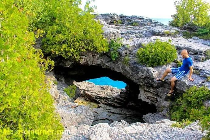 Cyprus Lake Camping Ground
