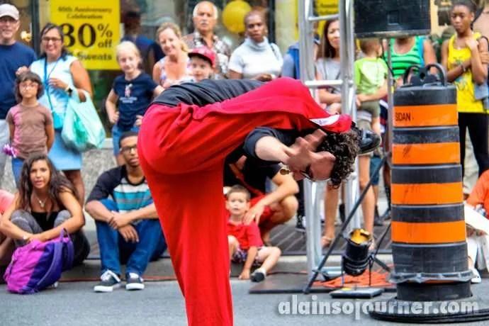 Toronto Buskerfest 2013 3