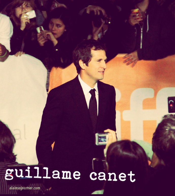 Guillaume Canet at TIFF 2013 for BLOOD TIES