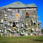 Heidelberg Project – When Trash Speaks Its Mind Through Art