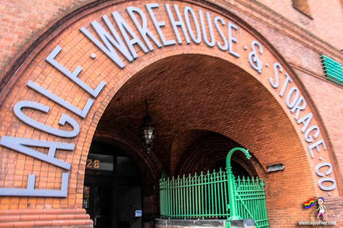 Eagle Warehouse in Brooklyn New York