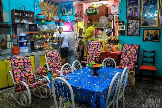Casa particulares Cuba