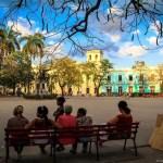 Visiting Che Guevarra in Santa Clara