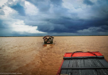Cruising the Mekong River in Vietnam