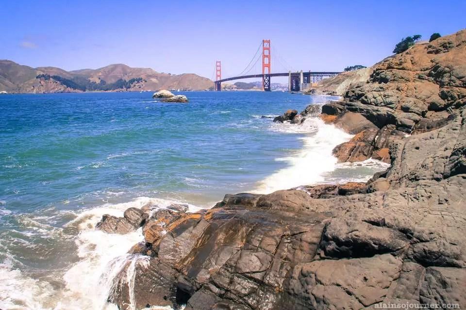 5 Essentials To Planning Your Trip In The United States Golden Gate Bridge Baker Beach San Francisco