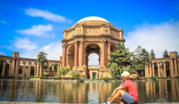 The Grandeur of the Palace of Fine Arts