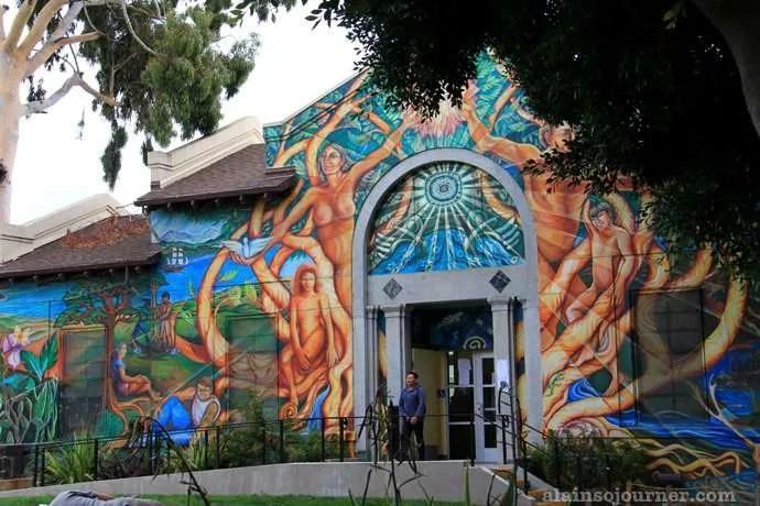 San Francisco Mission Murals