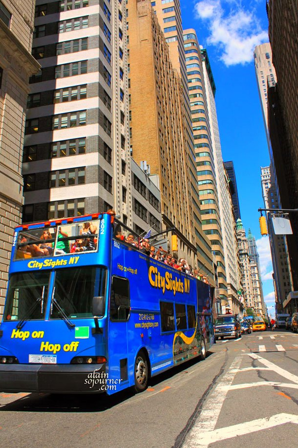 New York Bus Tour