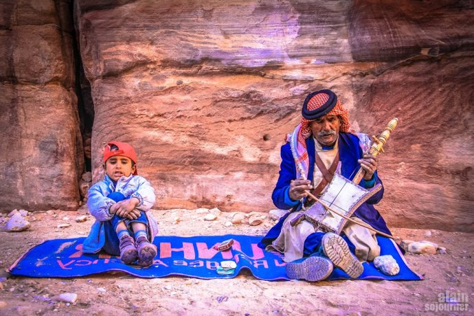 Things to do in Jordan: Meet the locals.