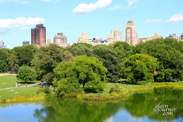Central Park in New York is host to a lot movies.