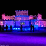Ice Castle and Ice Sculptures