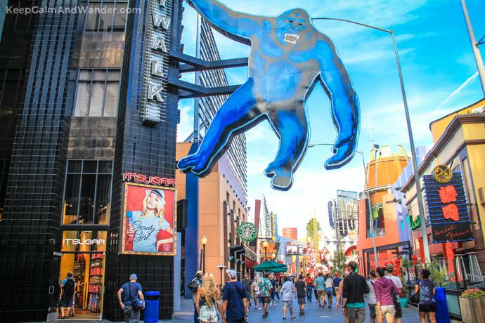 What to do and see at Universal Studios in Los Angeles.