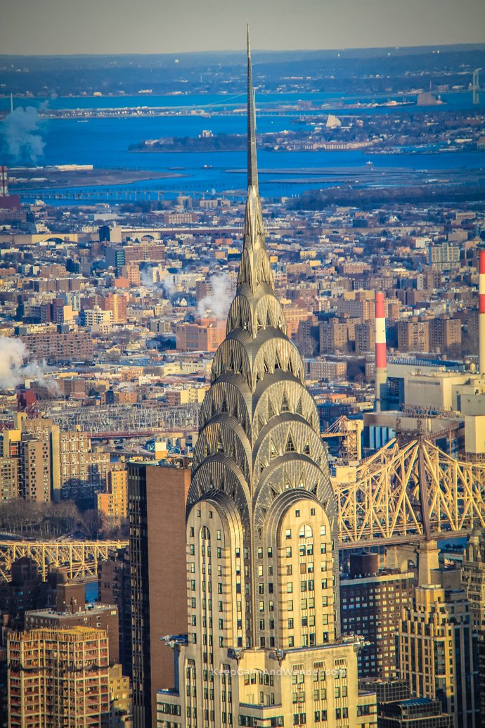 Chrysler Building is New York's Most Beautiful Art Deco Building.