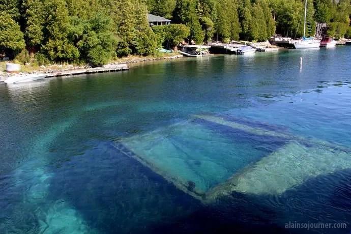 Tobermory shipwrecks