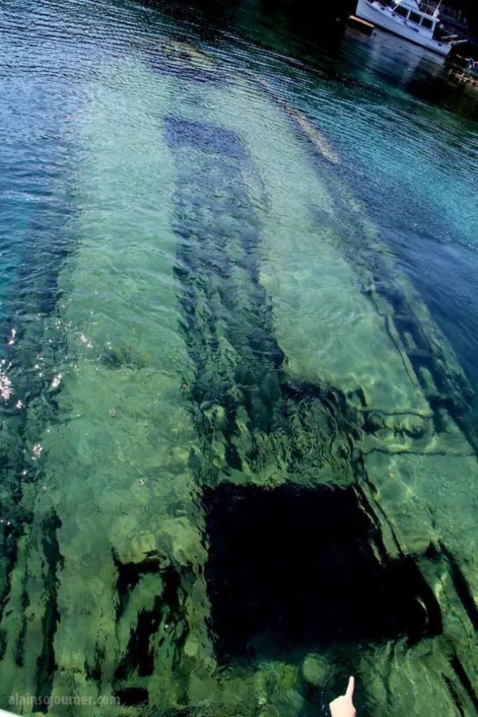 Shipwrecks Georgian Bay