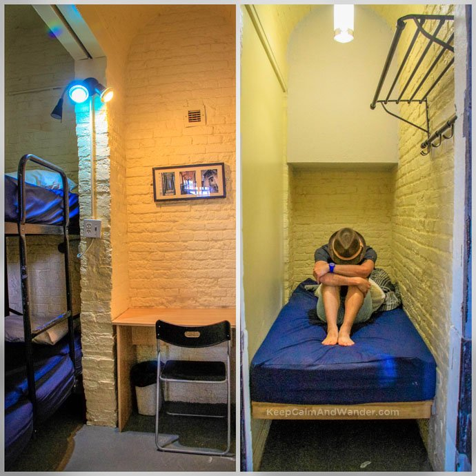 JAIL HOSTEL IN OTTAWA.
