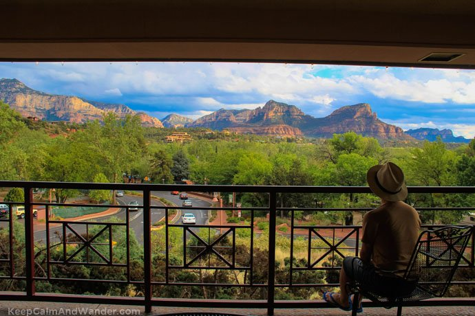 Is Sedona the most beautiful city in America? Hotels in Sedona