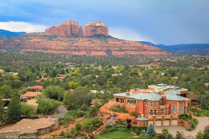 Chapel of the Holy Cross House Sedona