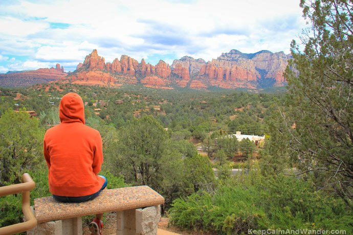Sedona, the beautiful.