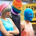 Pussy Riot Led Toronto Pride Parade 2015