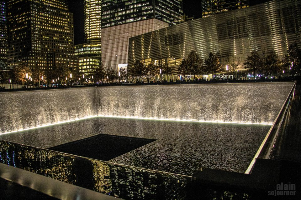 911 Memorial in New York
