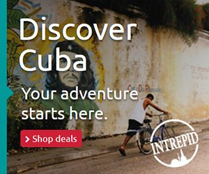 Cuba Intrepid Tour 300 x 250