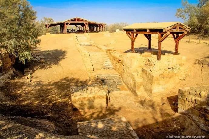 River Jordan Baptism Site