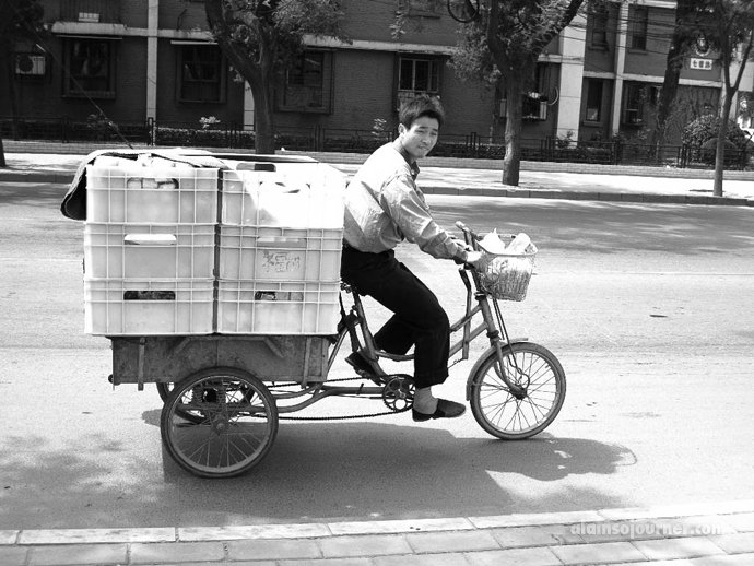 Life in China - Pedicabs