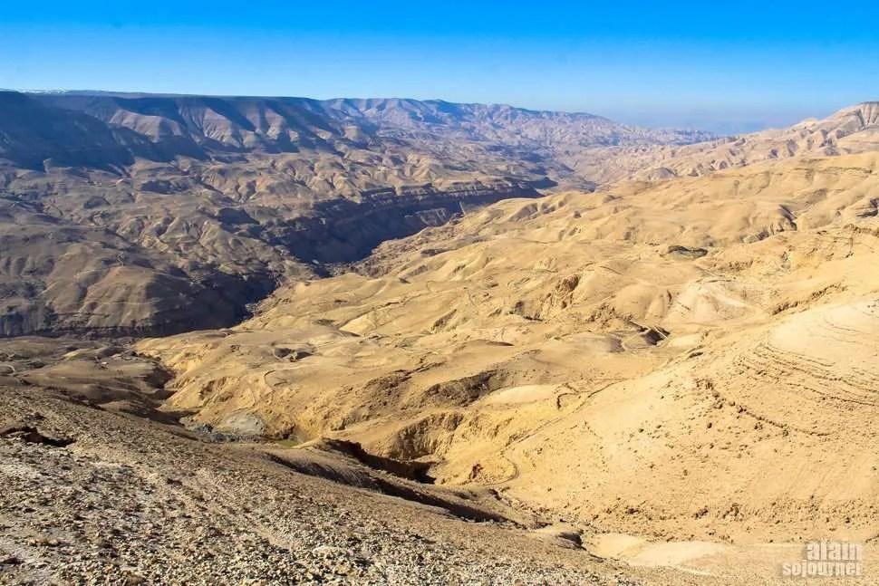 Wadi Mujib - The Grand Canyon of Jordan