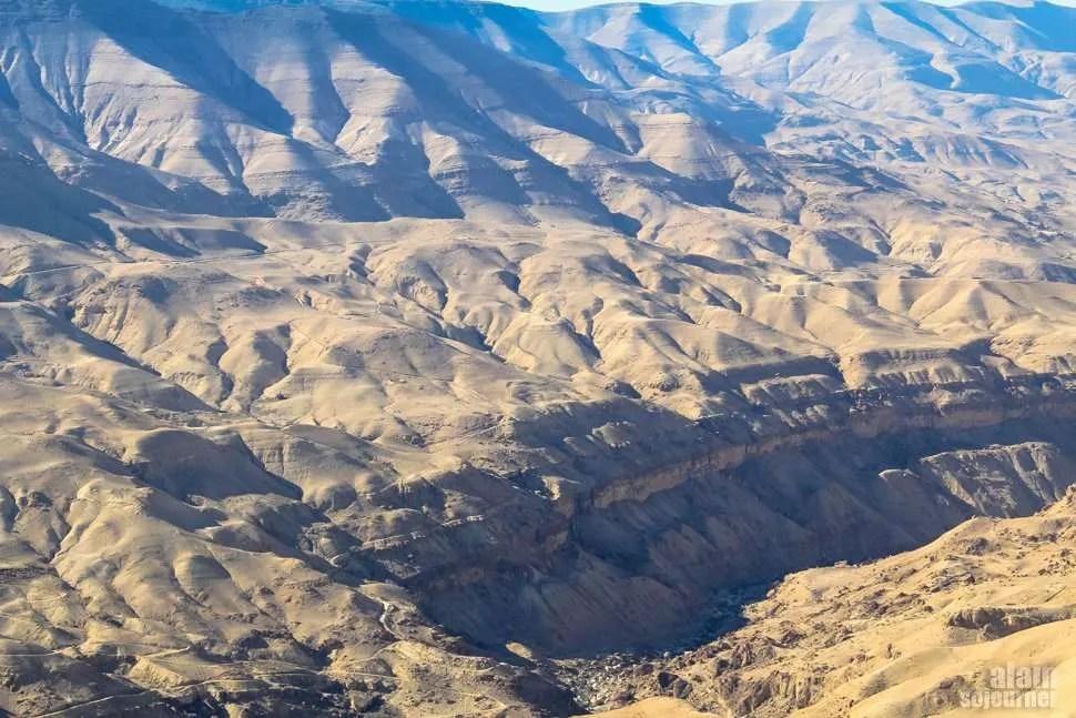 Wadi Mujib – The Grand Canyon of Jordan