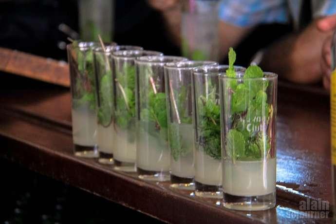 Hemingway Bars in Havana La Bodeguita