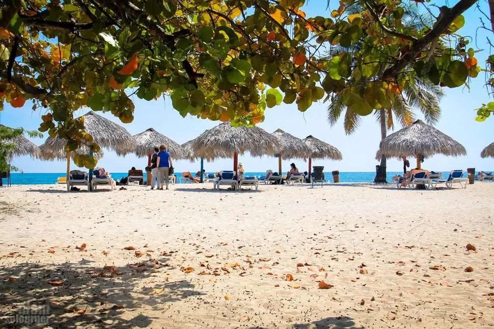 Things to do in Trinidad Cuba Playa Ancon