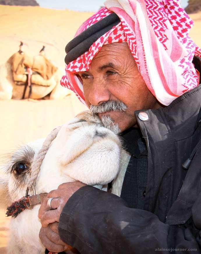 Portraits from Jordan People