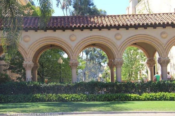 Balboa Park, San Diego, California.