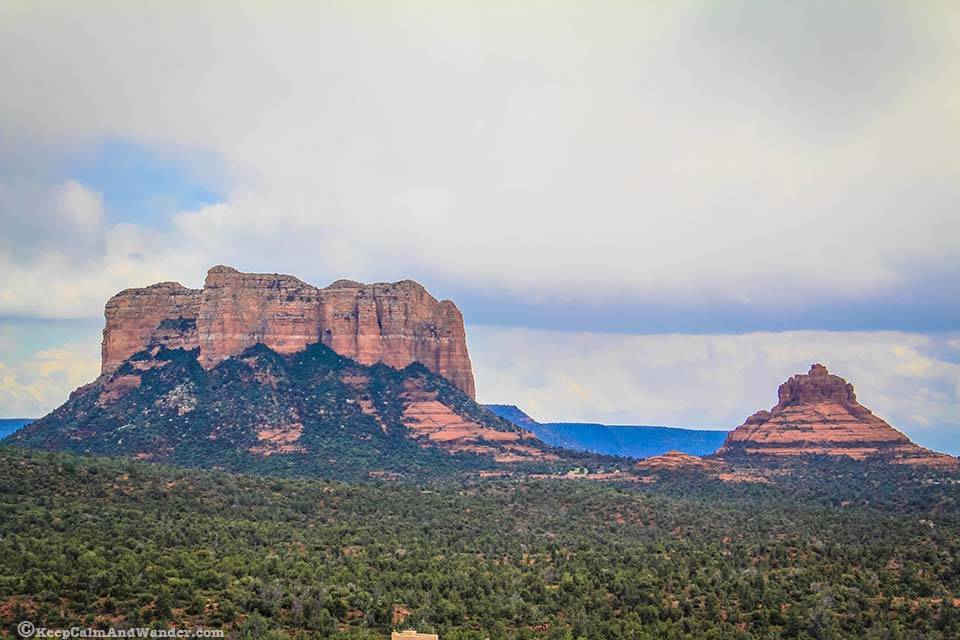 Photos - Bell Rock in Sedona, Arizona.