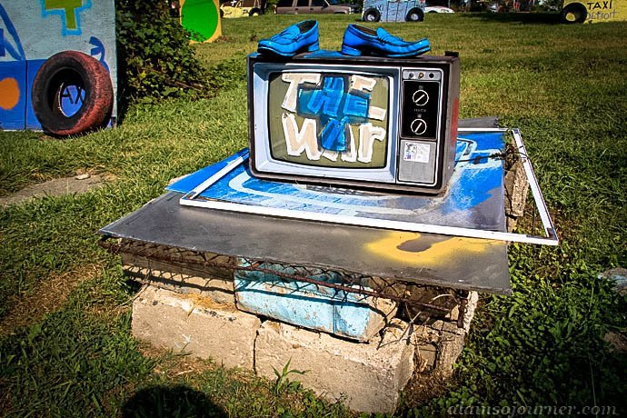 Heidelberg Project Detroit