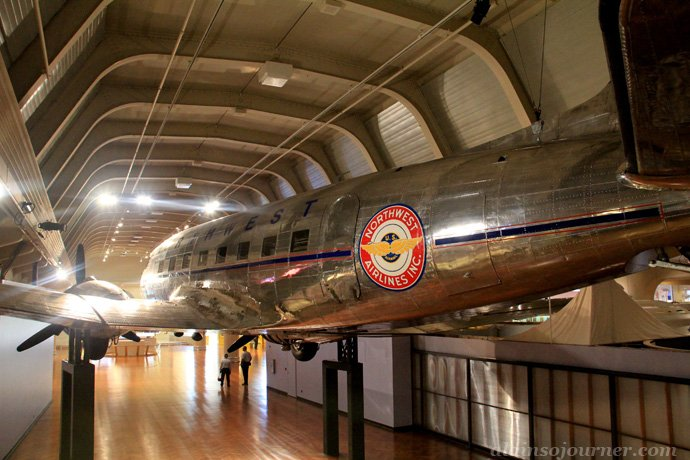 Museum Henry Ford Detroit Airplane Northwest