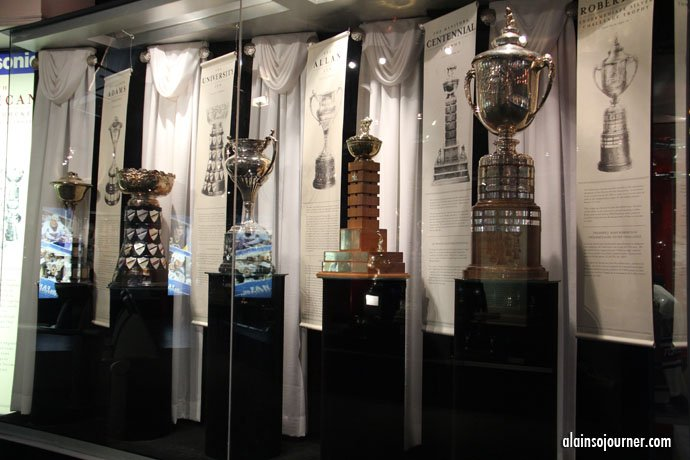 Hockey Hall of Fame Toronto Stanley Cup 4